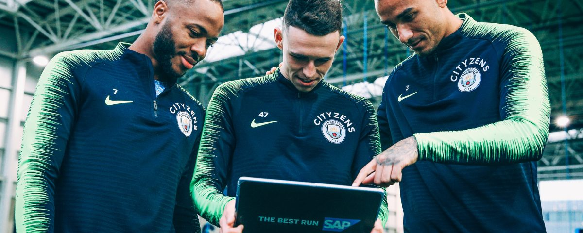 From the Boardroom to the Pitch: SAP and Manchester City Bring Technology onto the Pitch for the First Time