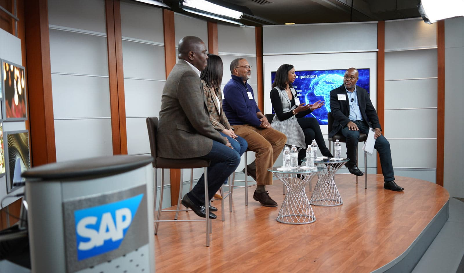 SAP Roundtable: Black History Month