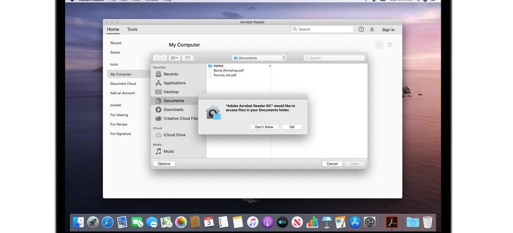 7 Big Security Surprises Coming to macOS 10 15 Catalina - Strategic